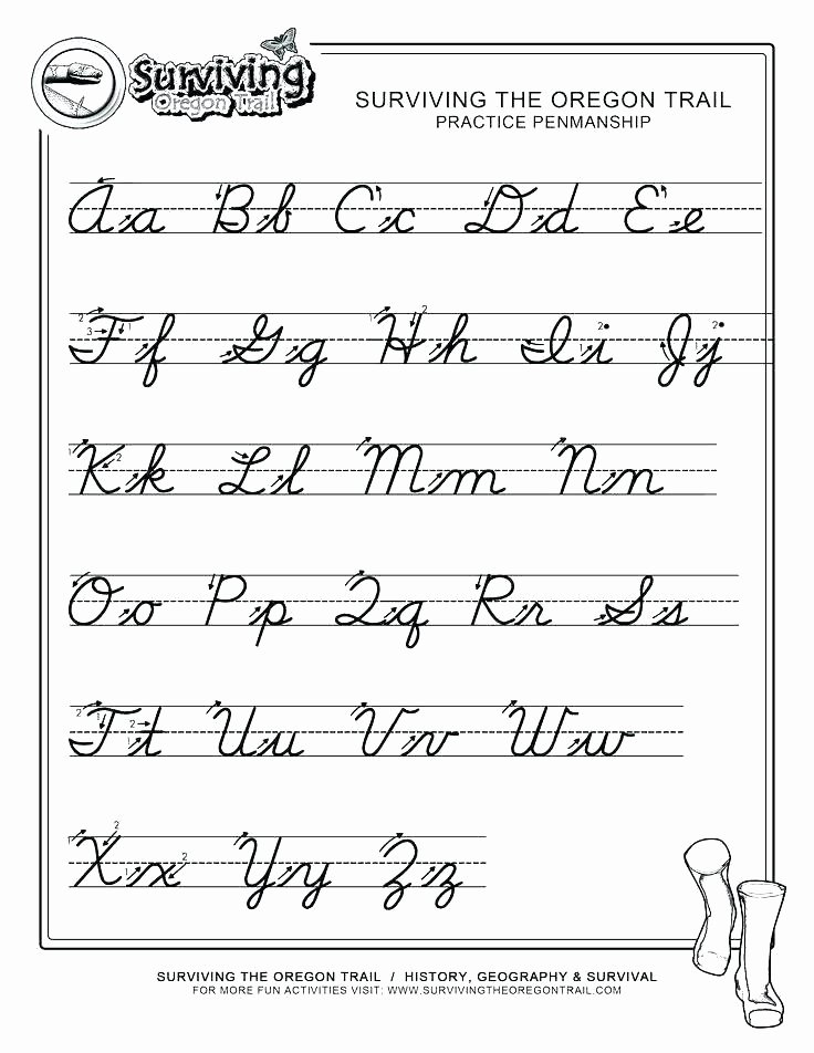 Printable Cursive Writing Worksheets Pdf K Programs Near Me Archives Writing Worksheets for