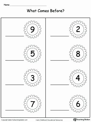 Printable Following Directions Worksheets Position Worksheets for Kindergarten