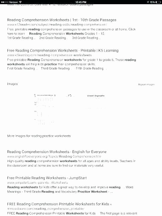 Printable Following Directions Worksheets Printable Reading Prehension Worksheets