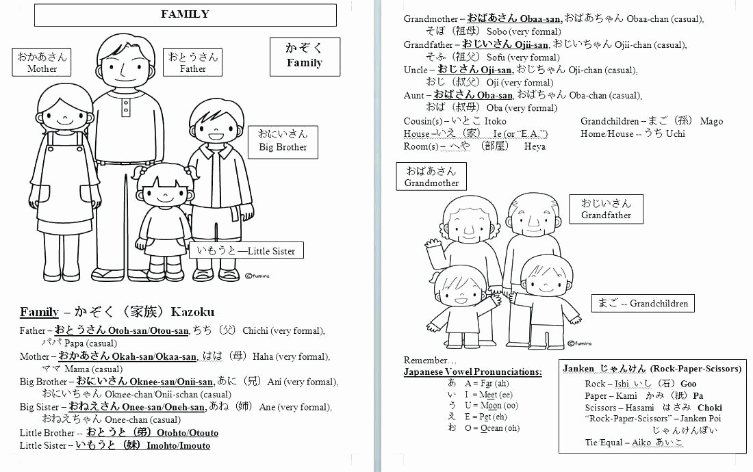Printable Kanji Practice Sheets Japanese Worksheets