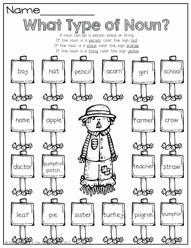 Printable Pronouns Worksheets Pronoun Worksheets Grade Adverb Worksheet where Printable
