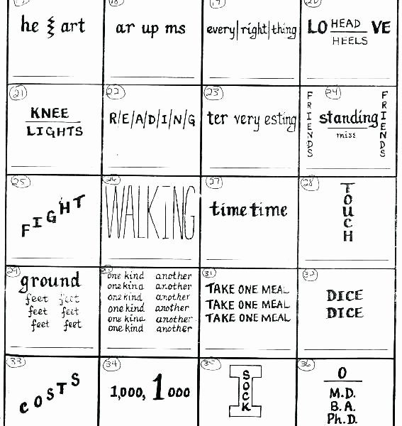 Printable Rebus Brain Teasers Brain Games Worksheets Collection Free Ready to Download