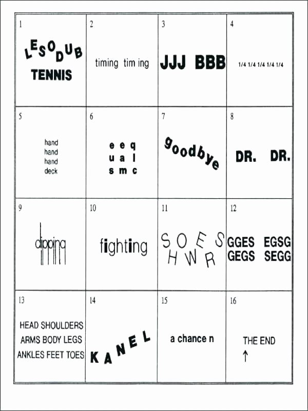 Printable Rebus Puzzles for Kids Brain Teasers Printable Worksheets
