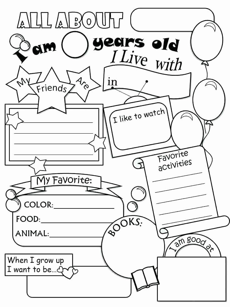 Printable Self Esteem Worksheets Self Esteem Printable Worksheets for Kids