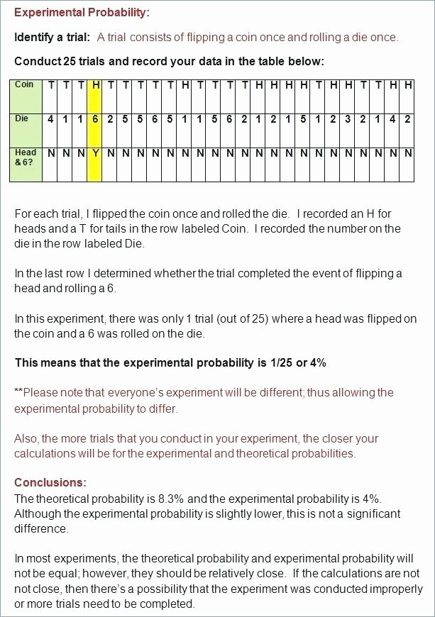 Probability Worksheet with Answers Pdf Beautiful Probability Worksheets with Answers Simple Probability