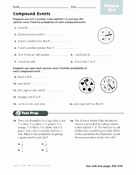 Probability Worksheets 7th Grade Pdf Interesting Decimal Worksheets for Graders with Additional