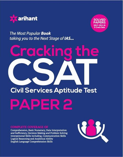 Problem solving and Comprehension Cracking the Csat Paper 2