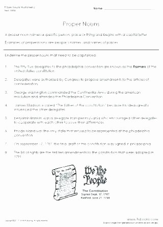 Pronoun Worksheets for 2nd Graders Subject and Object Pronouns Worksheets Pronoun Grade 2 for