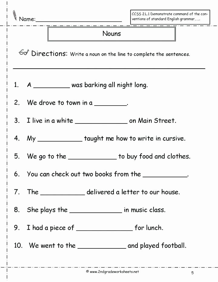 Pronoun Worksheets for Kindergarten Free First Grade Worksheets Diary A Monster Kid Pronouns