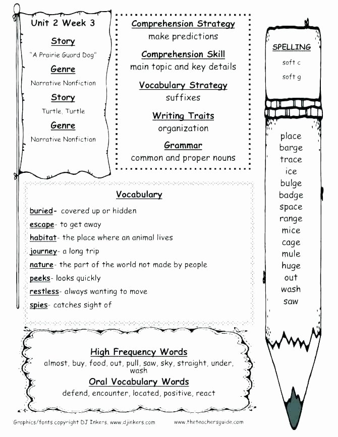 Pronoun Worksheets Second Grade Pronoun Worksheets First Grade