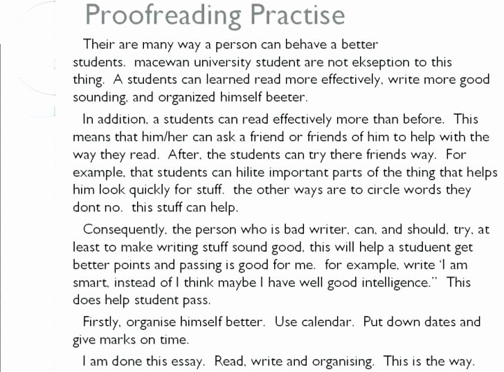 Proofreaders Marks Worksheets Proofreading Worksheet Redwoodsmedia