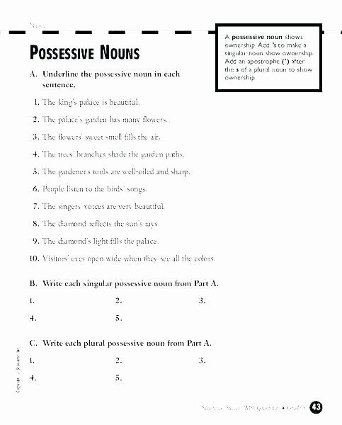Proper Nouns Worksheet 2nd Grade Concrete and Abstract Nouns Worksheet Beautiful Worksheets