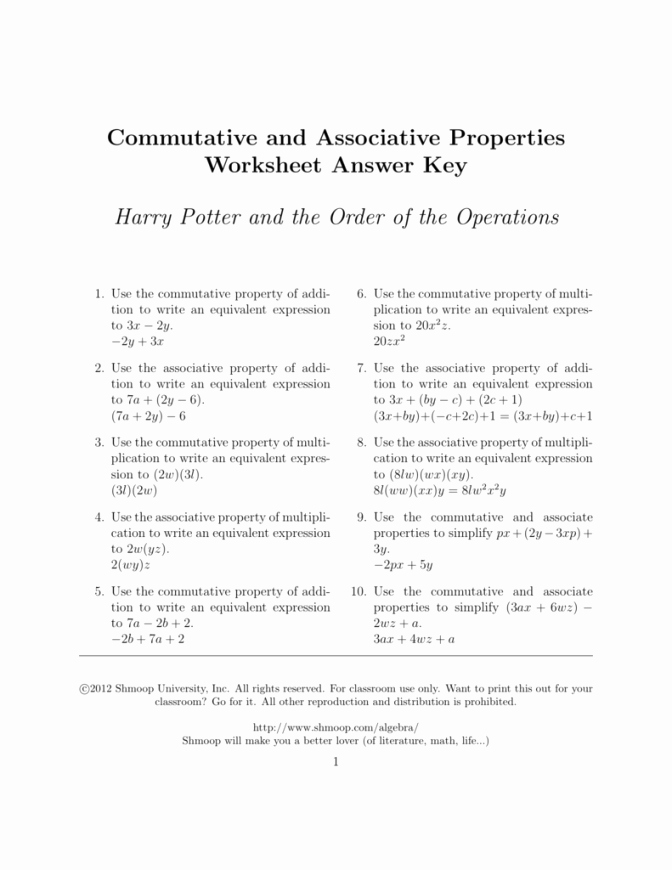 Properties Of Addition Worksheets Pdf Addition Meaning and Properties Math Symbols Exciting