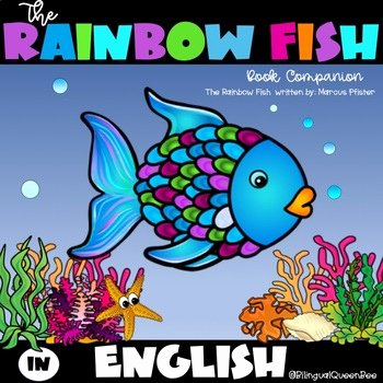 Rainbow Fish Printable Worksheets Elegant Rainbow Fish Spanish Worksheets & Teaching Resources