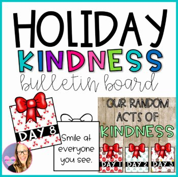 Random Acts Of Kindness Worksheets Acts Kindness Bulletin Board Worksheets & Teaching