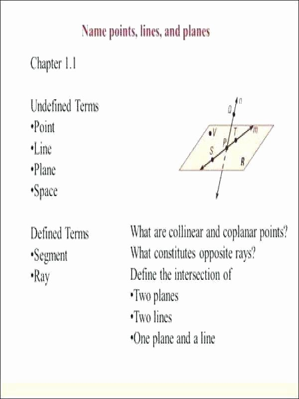line segment worksheet lines line segments and rays worksheets lines rays and line segments worksheet name lines t points