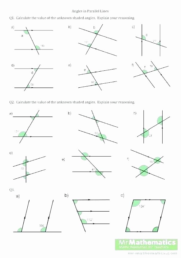 Rays Lines Line Segments Worksheet Types Angles Acute Obtuse Right Identify Lines and