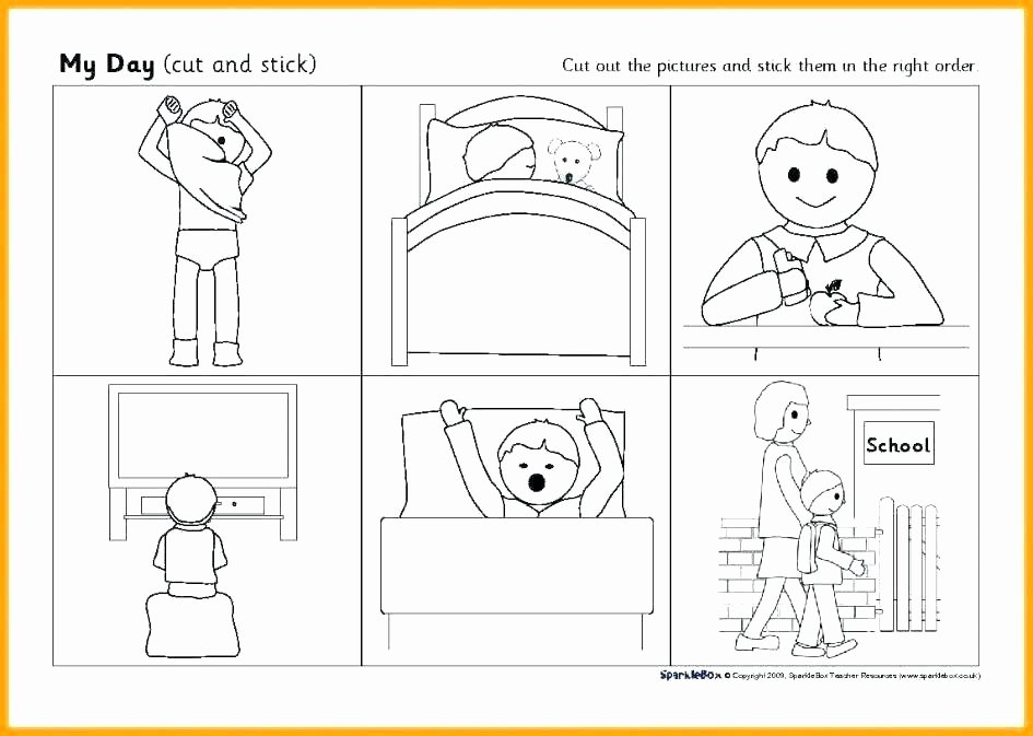 Read and Sequence Worksheets Sequencing Worksheets 5th Grade