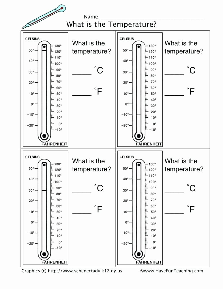 Reading A Scale Worksheet thermometer Worksheets – Uasporting