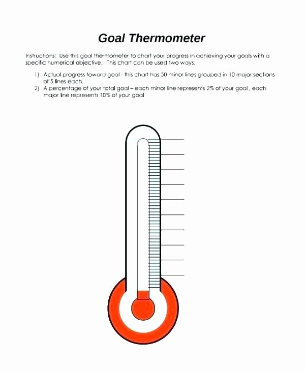 Reading A thermometer Worksheet Blank thermometer Template – Syncla