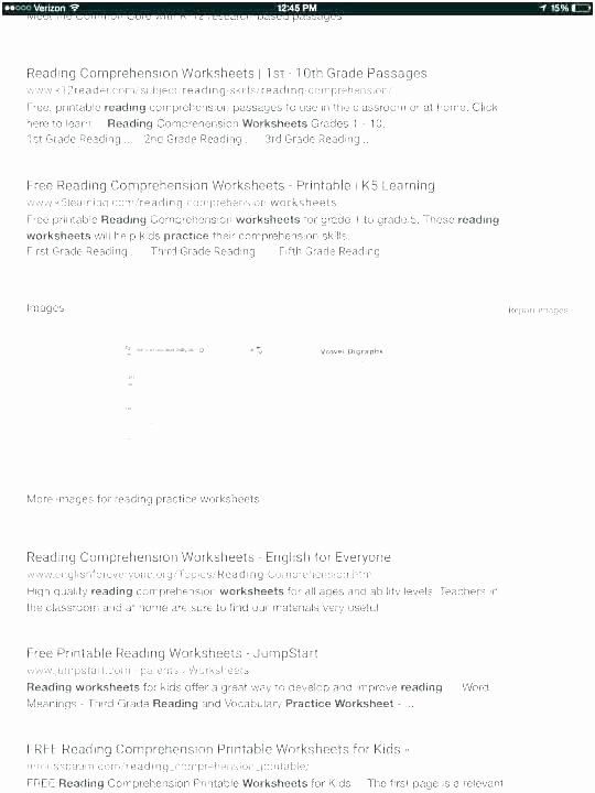 Reading Comprehension 7th Grade Worksheet Grade Worksheets Reading Prehension Grade Reading Grade