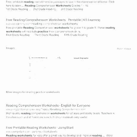 Reading Comprehension 7th Grade Worksheet Reading Worksheets Sixth Grade A Prehension for Sage Main