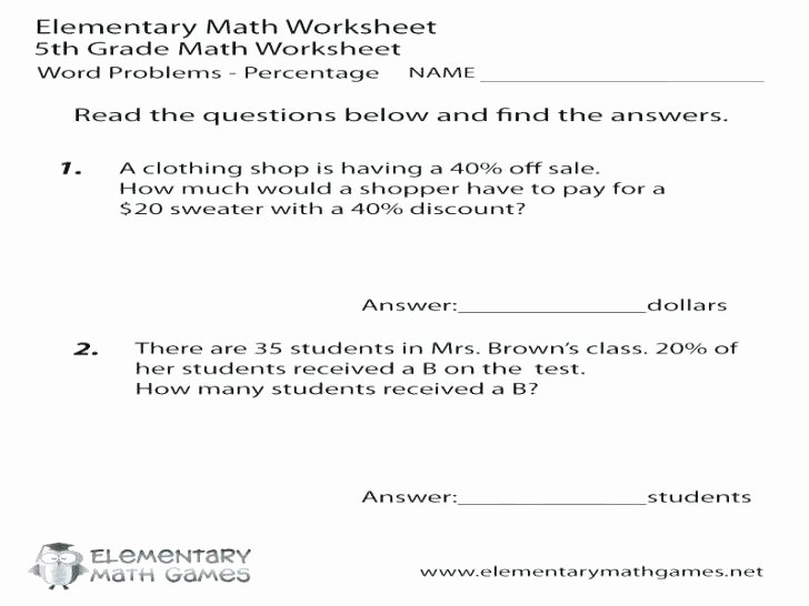 Reading In Context Worksheets 9th and 10th Grade Math Worksheets Reading Prehension