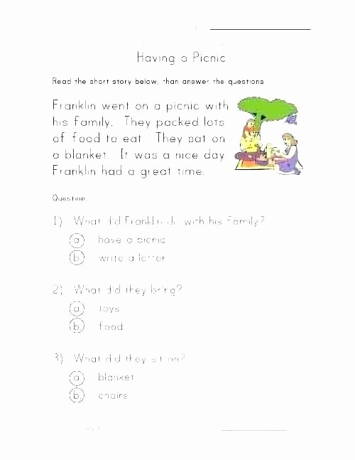 Reading Readiness Worksheets Free Grade Reading Readiness Worksheet 7th Grade Language