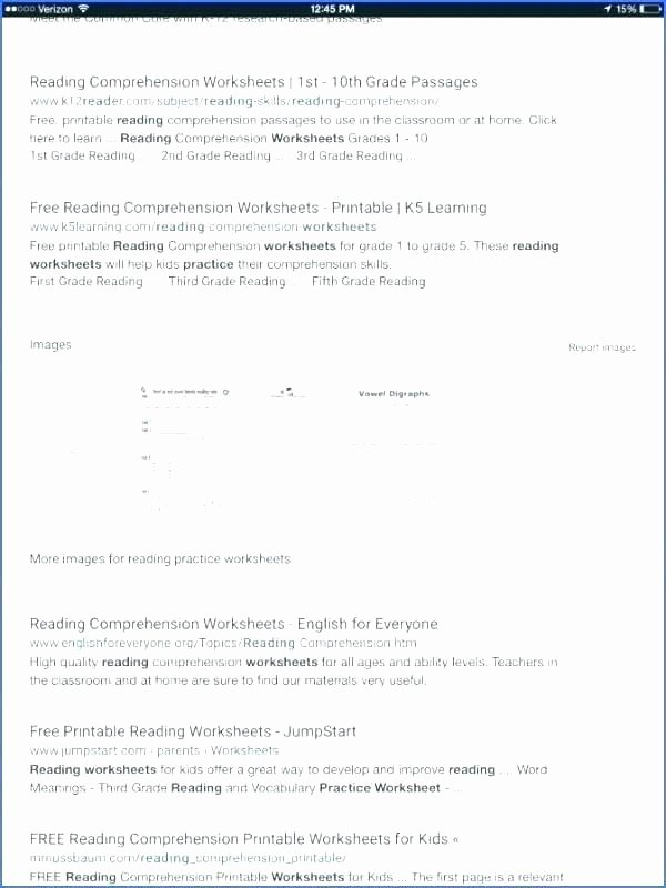 Reading Worksheets Grade 5 8th Grade Reading Prehension Worksheets – butterbeebetty
