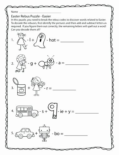 Rebus Puzzles for Kids Worksheet Image Result for Rebus Puzzles for Kids Rebus