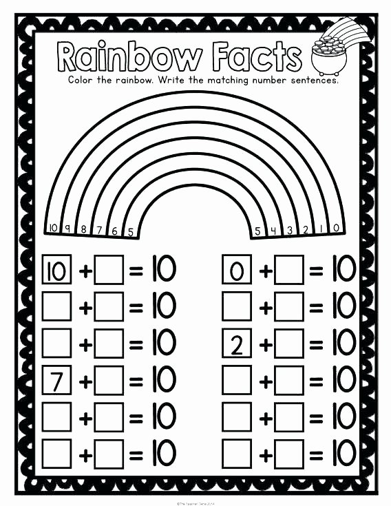 Recycle Worksheets for Kindergarten Luxury Child Support Worksheet Kindergarten Math Worksheets for