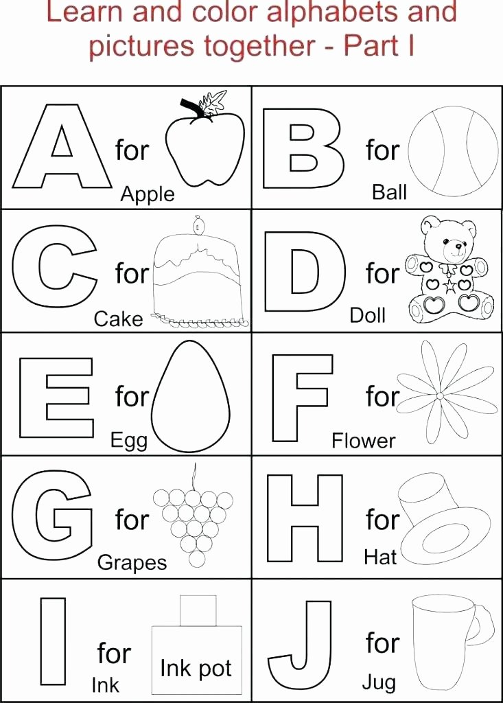 Recycle Worksheets for Kindergarten Unique Free Printable Alphabet Letter Tracing Worksheets