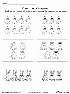 Recycle Worksheets for Preschoolers Awesome sorting Worksheets for Kindergarten