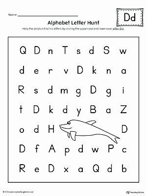 Recycle Worksheets for Preschoolers Luxury Uppercase Letter D Styles Worksheet Letter D Printable