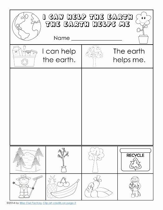 Recycling Worksheets for Kindergarten Amany Shawky Amanykg On Pinterest