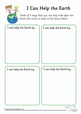 Recycling Worksheets for Middle School Recycle Worksheet 1 Recycling Worksheets for Kindergarten