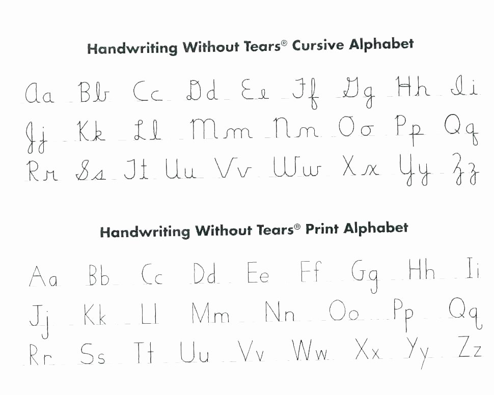 Recycling Worksheets for Preschoolers Full Size Cursive Capital Letters Practice Worksheets
