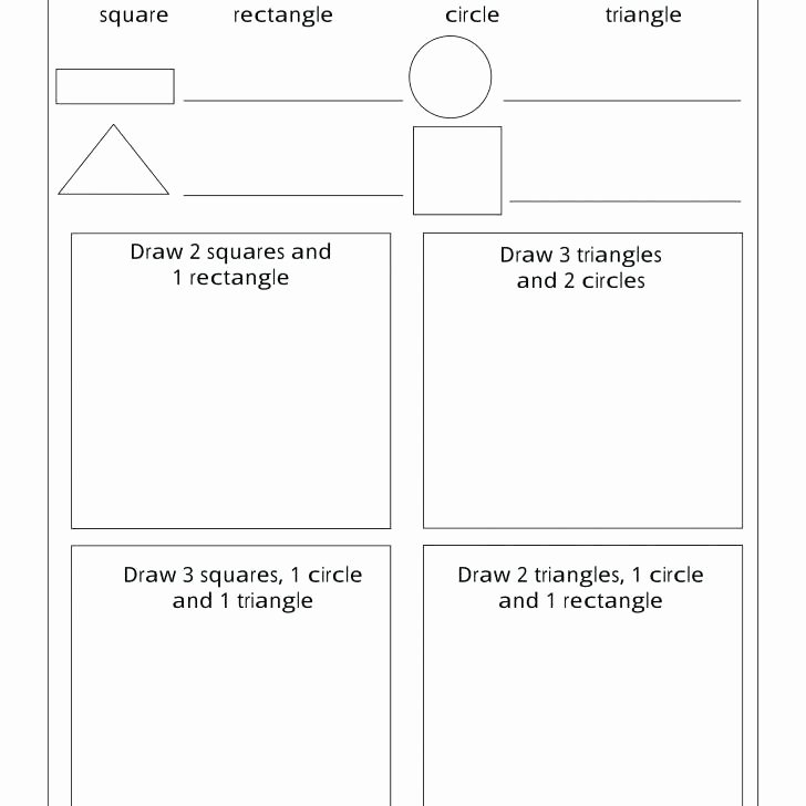 Reflection Math Worksheets Elegant Geometry for 1st Grade Worksheets