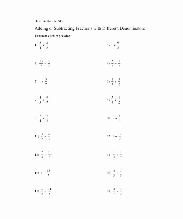 Regrouping Fractions Worksheet Fourth Grade Subtraction Worksheets Regrouping Fractions
