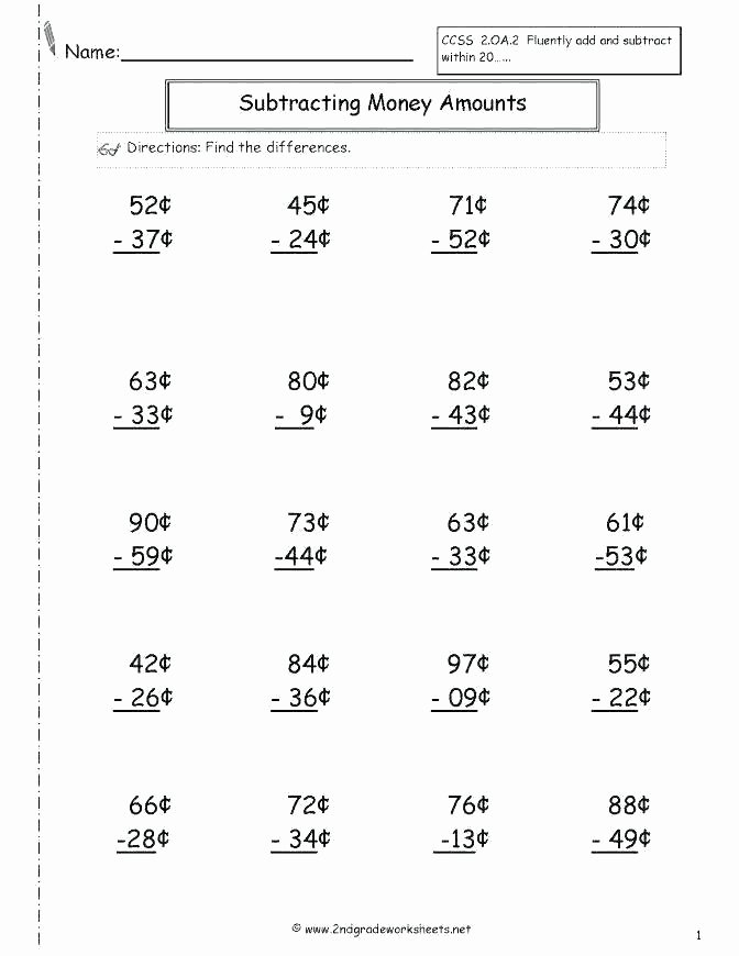 Regrouping Subtraction Worksheets 3rd Grade Multiplication with Regrouping Worksheets 3rd Grade