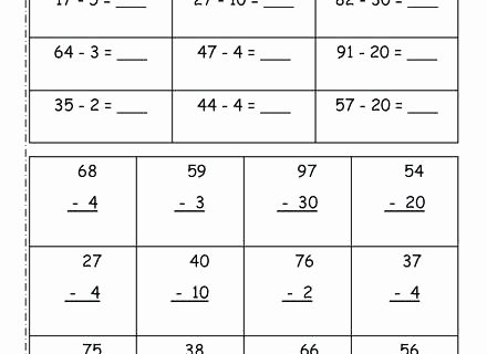 Regrouping with Zeros Worksheets Grade Subtraction Worksheets without Regrouping Math