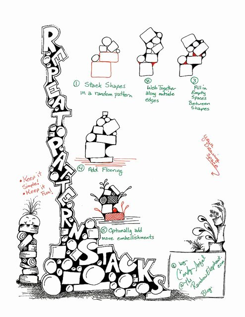 Repeating Pattern Worksheets Worksheet On Repeat Pattern Stacks Provided by Cindy Of My