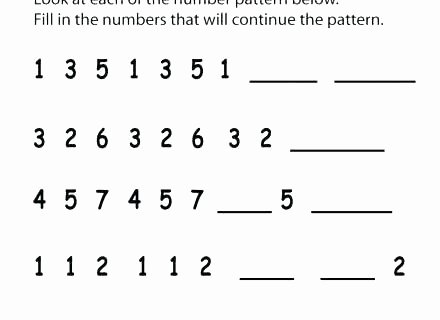Repeating Patterns Worksheets Repeating Pattern Worksheets Shapes and Colours Patterns