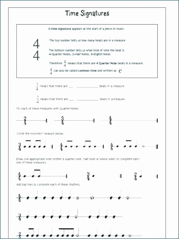 Rhythm Counting Worksheet Pdf Best Of Beginner Piano Worksheets