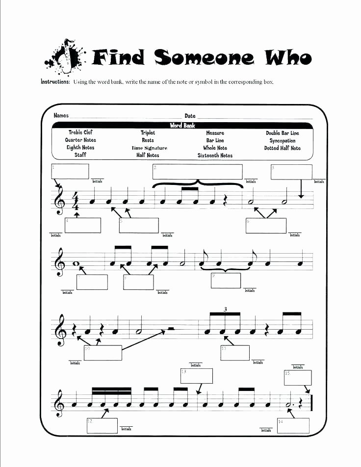 Rhythm Counting Worksheet Pdf Luxury Rhythm Counting Worksheets Music theory and More Musical