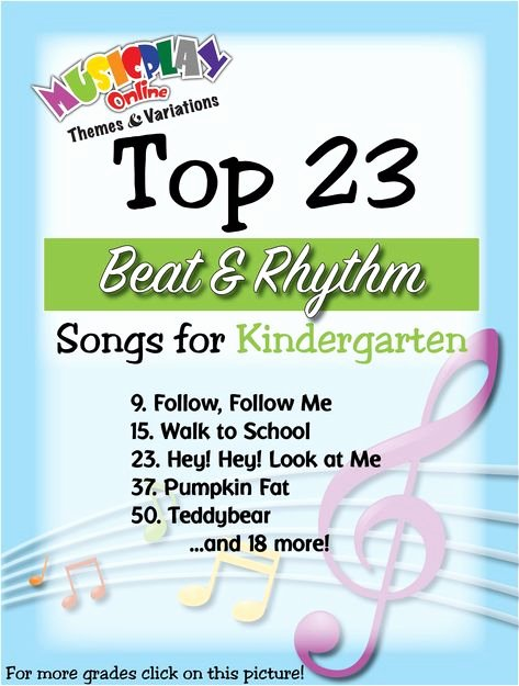 Rhythm Counting Worksheets Beat and Rhythm In Musicplay Musicplay Line