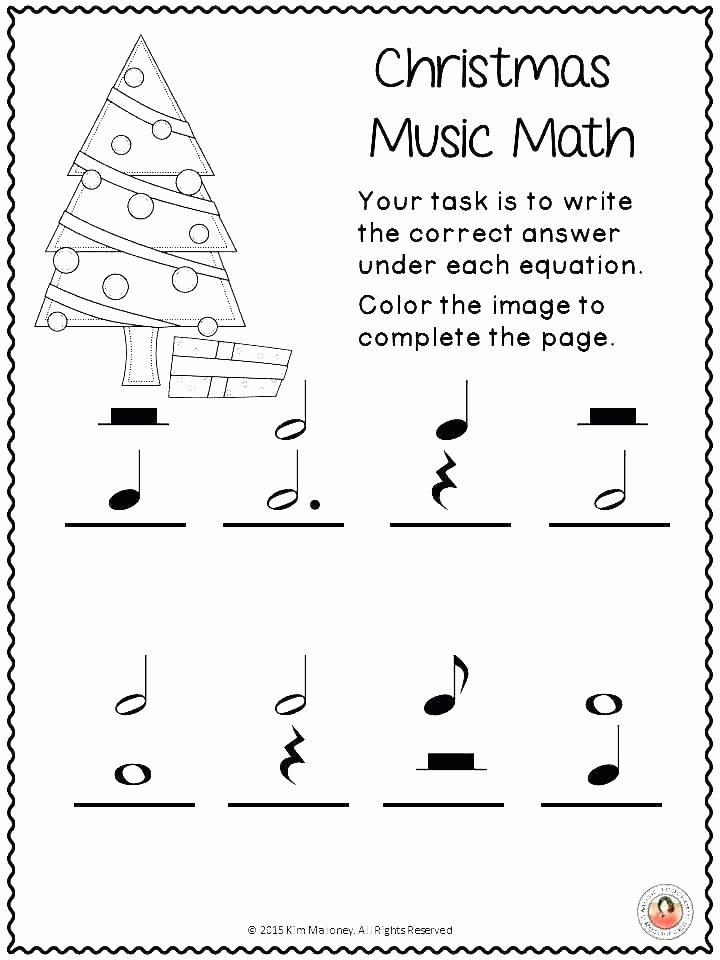 Rhythm Math Worksheet Free Music Worksheets – Onlineoutlet