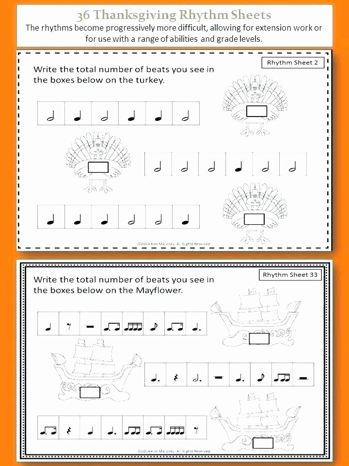 Rhythm Worksheets for Middle School Free Music theory Worksheet Piano Pronto Worksheets for High