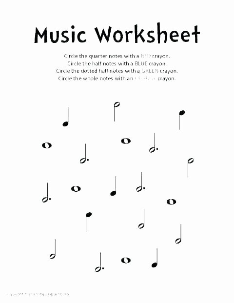 Rhythm Worksheets Free Free Note Reading Worksheets Music Printable for Music
