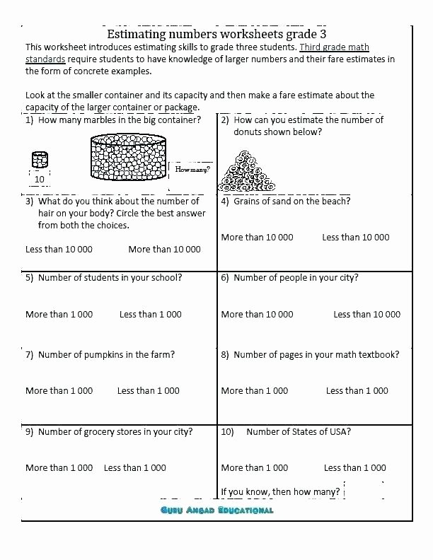 Rounding Numbers Worksheets Pdf Rounding Worksheets Grade 4 – Trungcollection